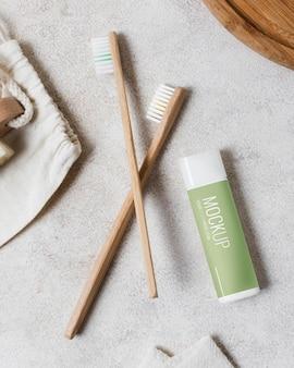 Escova de dente ecológica