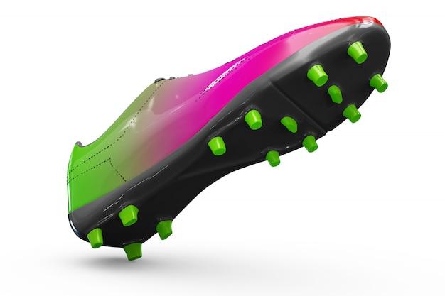 Esporte sapato mockup isolado