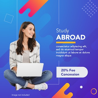 Estude no exterior