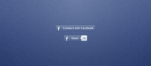 Facebook botão share