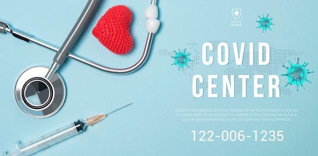 Faixa de coronavírus