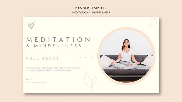 Faixa de meditação e atenção plena