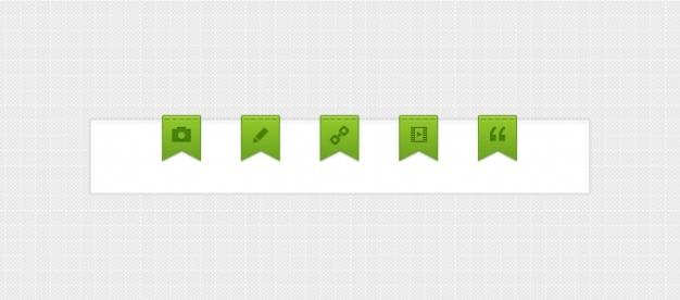 Fitas de interface
