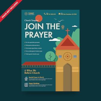 Folheto da igreja