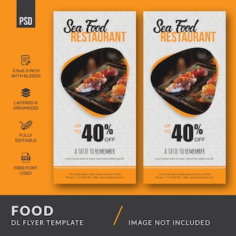 Food dl flyer