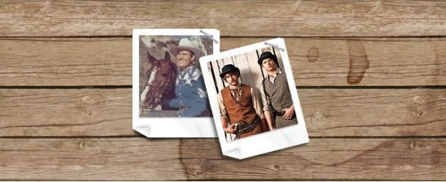 Fotografia picture frame (polaroid)