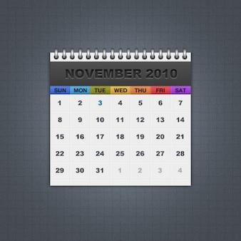 Freebie calendário