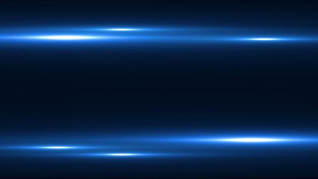 Fundo de movimento abstrato azul velocidade