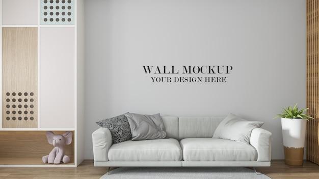 Fundo de parede para suas texturas