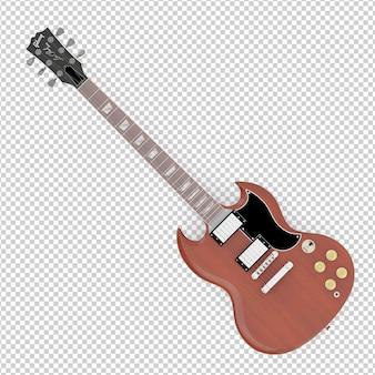 Guitarra isométrica