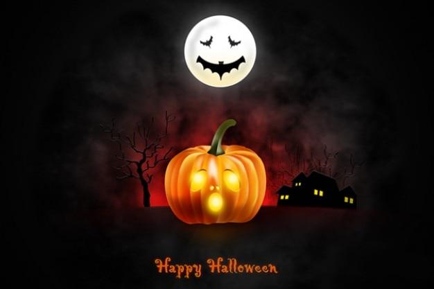 Halloween wallpaper para desktop ipad e iphone