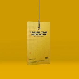 Hang tag mockup 01