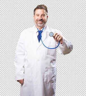 Homem médico