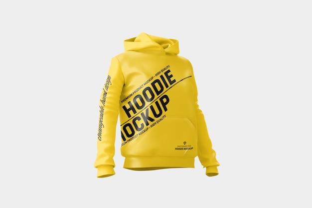Hoodie de mulheres mock up