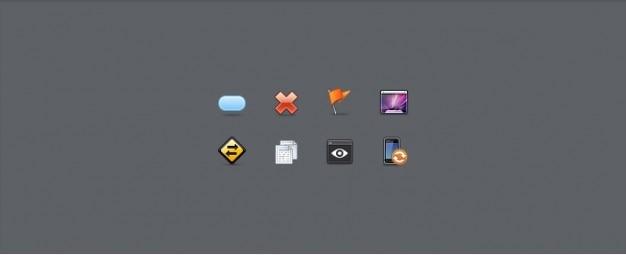 Icon set sexy