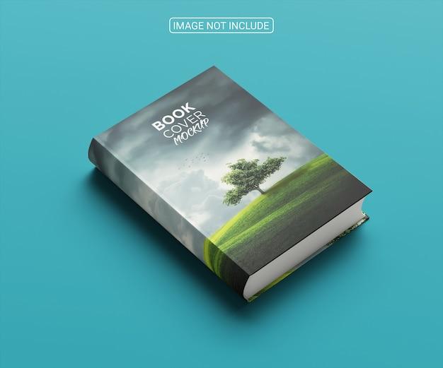 Imagens laterais da maquete de capa dura do livro