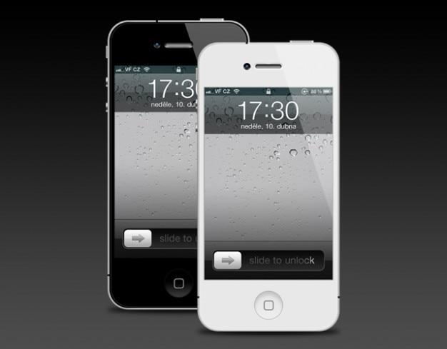 Iphone versão template 4 2