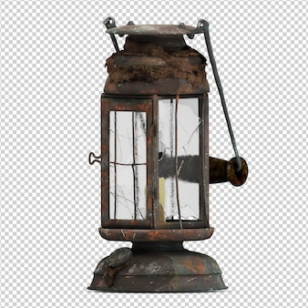Lanterna isométrica