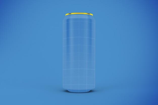 Lata de refrigerante