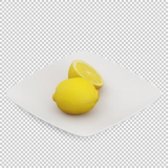 Limões isométricos
