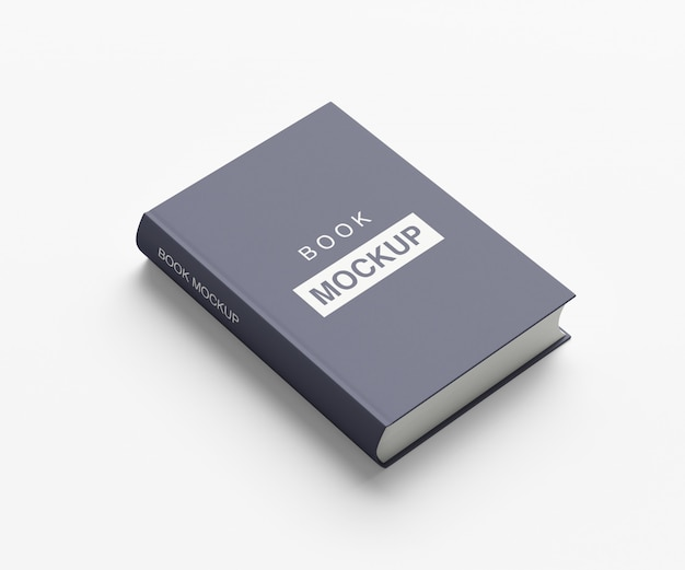 Livro de capa mole ou maquete de revista