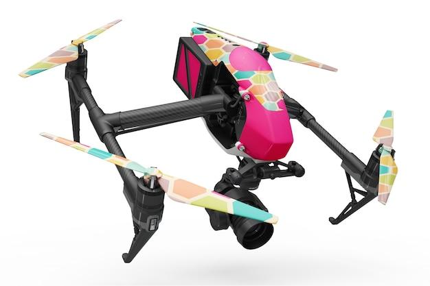 Mae de drone