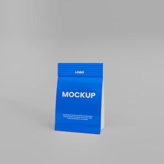 Maquete 3d pouch bag