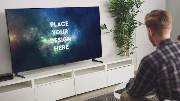 Maquete da tv
