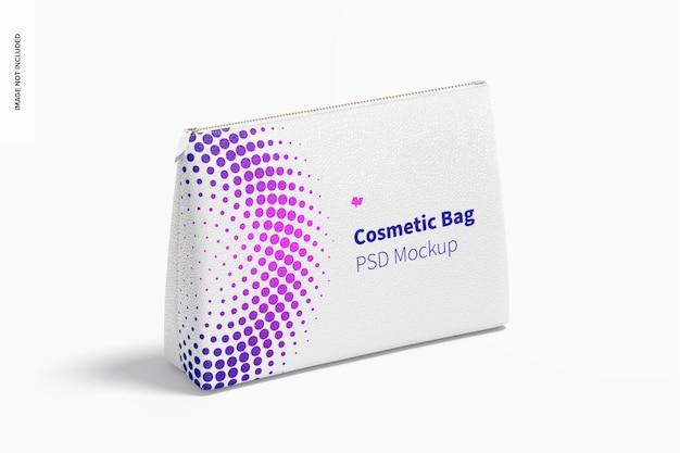 Maquete de bolsa cosmética