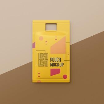 Maquete de bolsa moderna