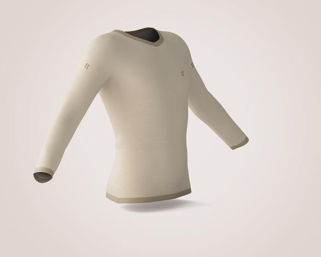 Maquete de camisa
