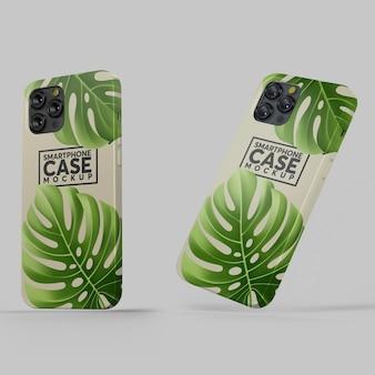 Maquete de capa de smartphone