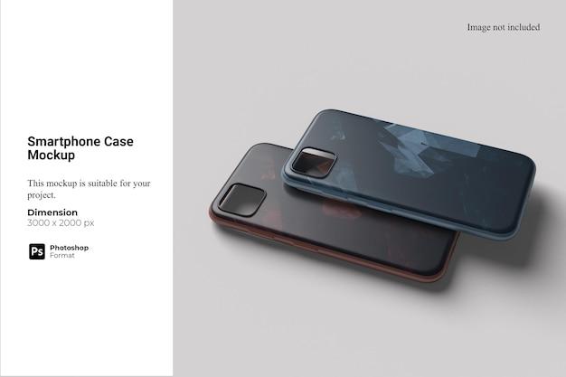 Maquete de capa para smartphone