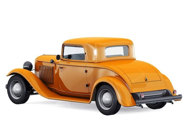 Maquete de carro antigo 1932