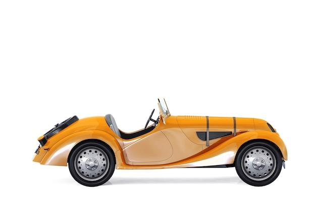 Maquete de carro antigo 1936