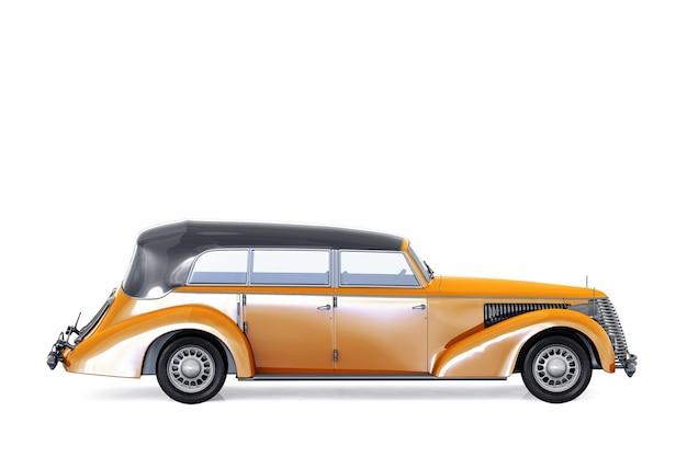 Maquete de carro antigo 1939