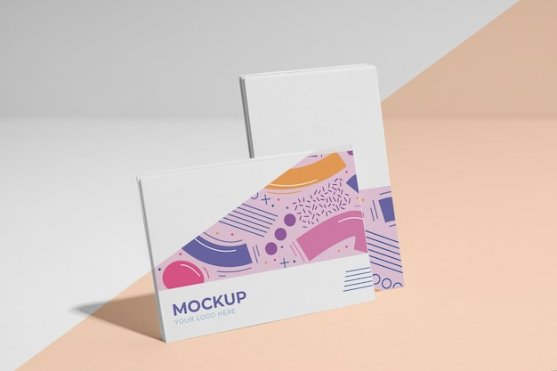 Maquete de cartão de visita