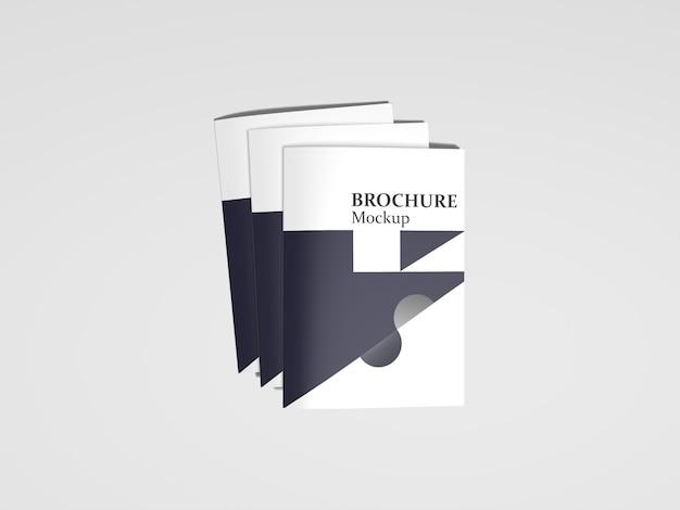 Maquete de catálogos a4