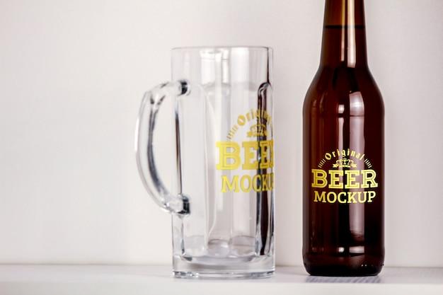 Maquete de cerveja