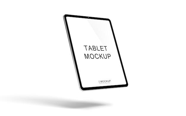 Maquete de dispositivo de tablet