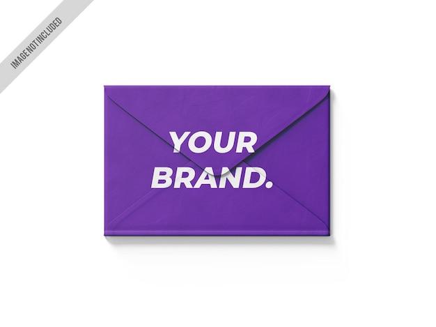 Maquete de envelope