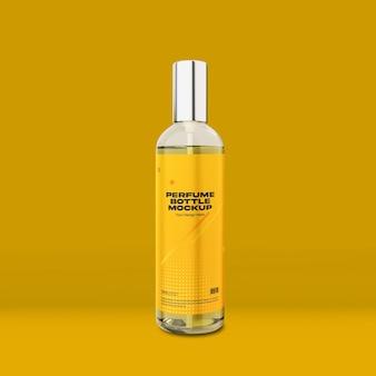 Maquete de frasco de perfume