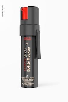 Maquete de frasco de spray de pimenta Psd Premium