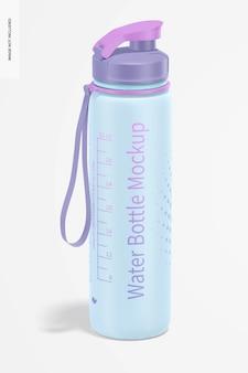 Maquete de garrafa de água de 32 onças