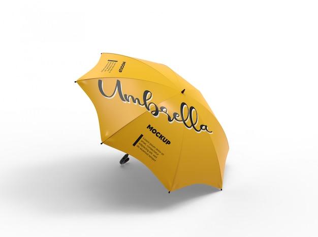 Maquete de guarda-chuva