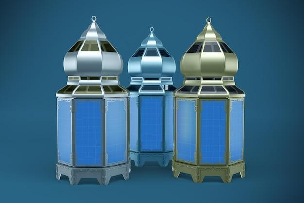 Maquete de lanterna