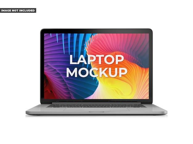 Maquete de laptop