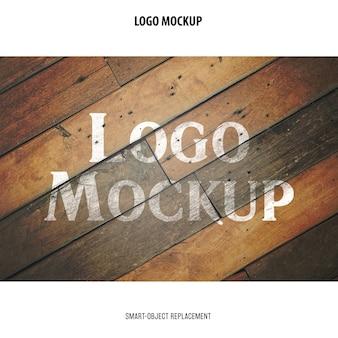 Maquete de logotipo