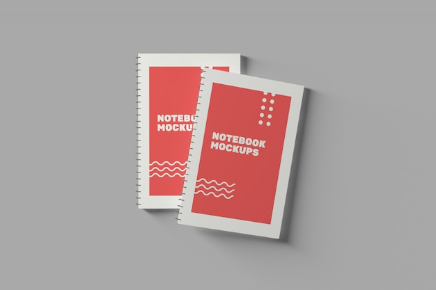 Maquete de notebook