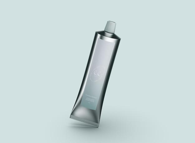 Maquete de produto cosmético